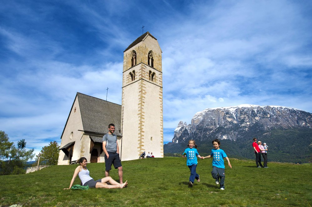 Family holidays on the Alpe di Siusi